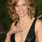 Hilary Swank cup size