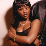 Lil' Kim before plastic surgery