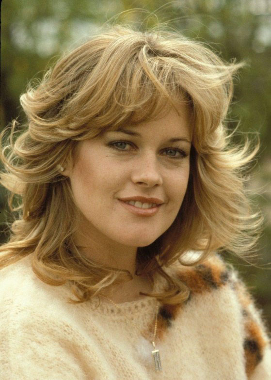 Melanie Griffith before plastic surgery