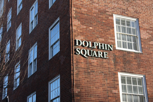 The history of Dolphin Square