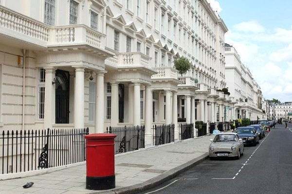 Belgravia (Source: The Times)