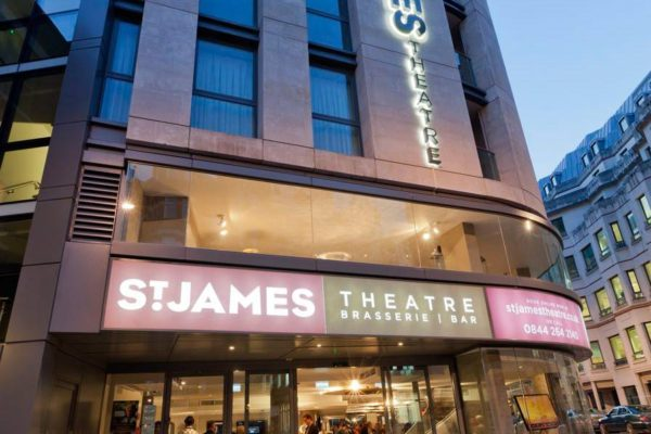 """Other People"" at St James Theatre"