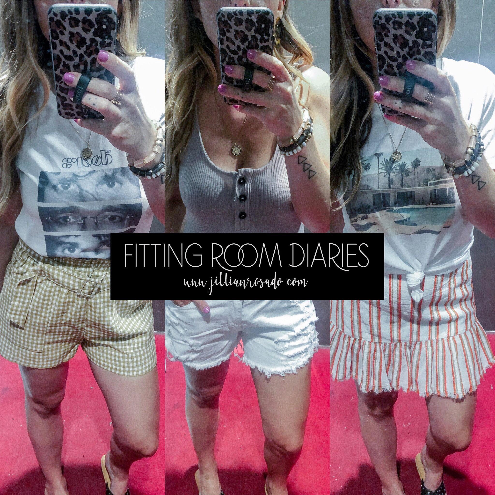 Cotton On Fitting Room Diaries Try On Sesh Summer 2019