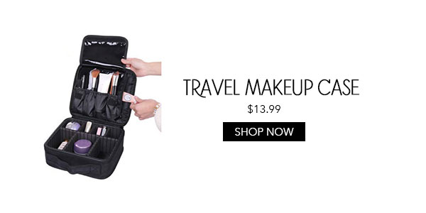 Amazon Travel Makeup Case