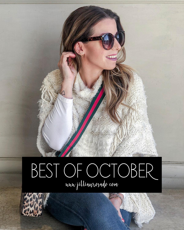 October Best Sellers Jillian Rosado