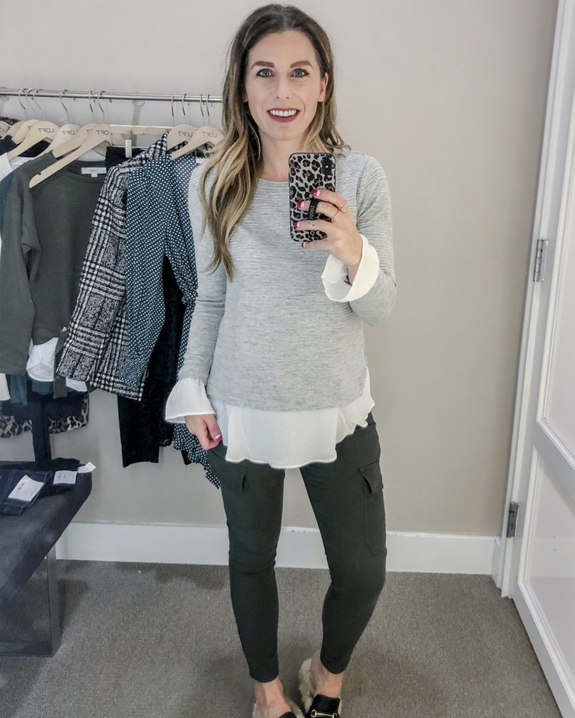 Casual Fall Outfits with LOFT