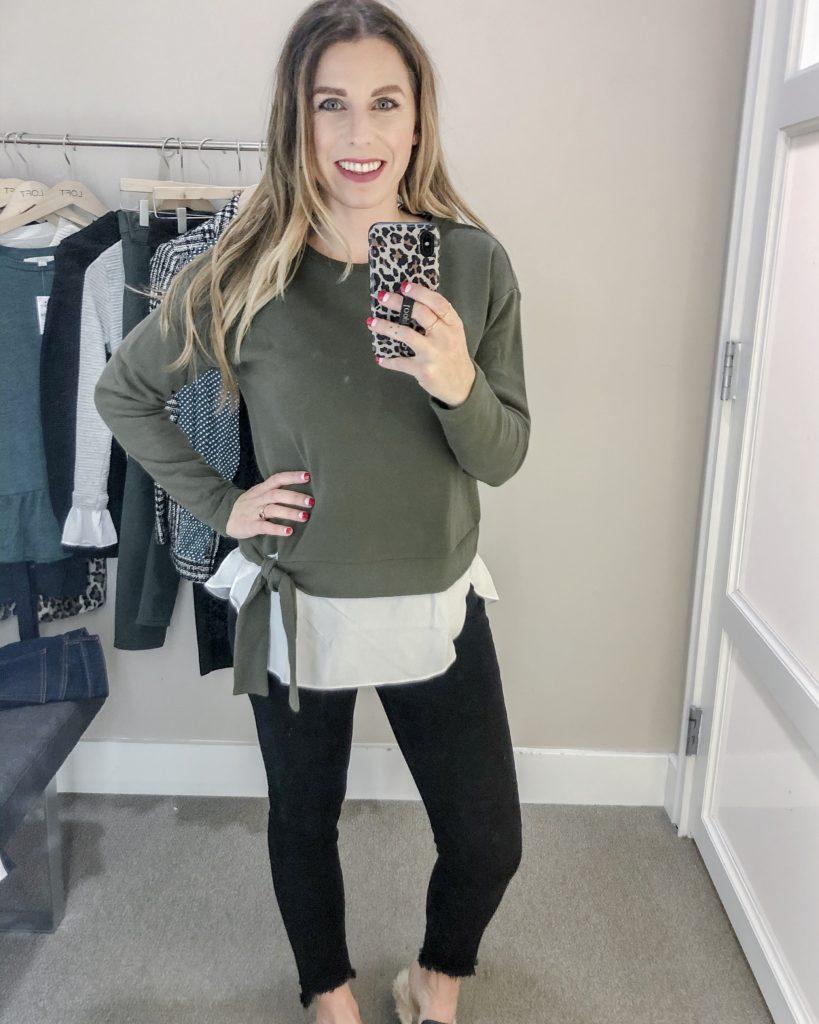Casual Fall Outfits at LOFT