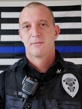 Corporal Jeremy Wall
