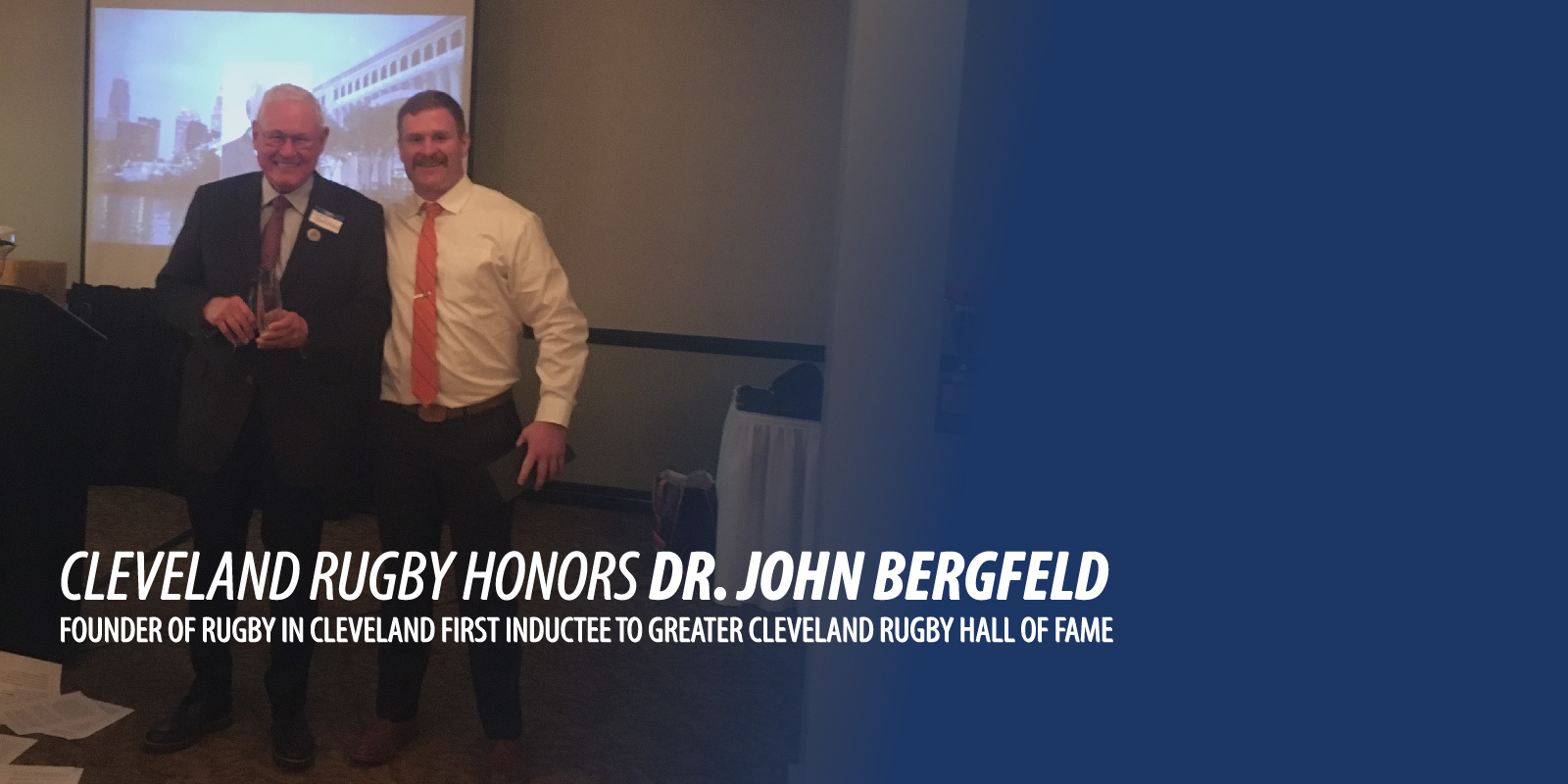 Cleveland Rugby Honors