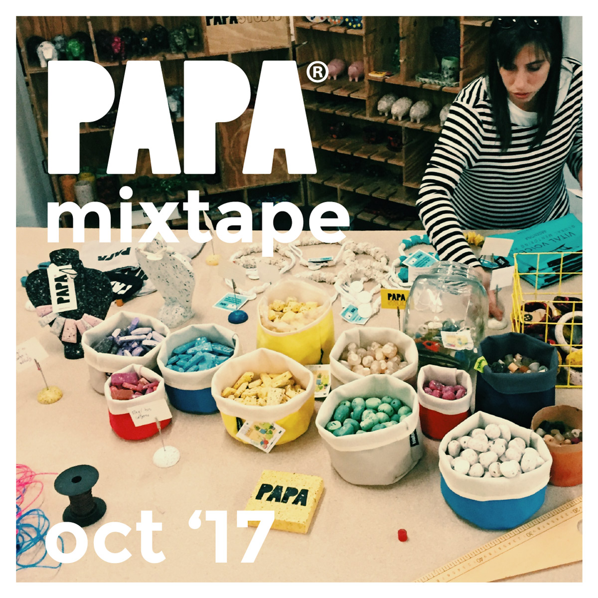 PAPAMIXTAPE Oct' 17