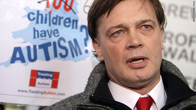 Dr. Andrew Wakefield, Renowned Medical Researcher and Health Hero