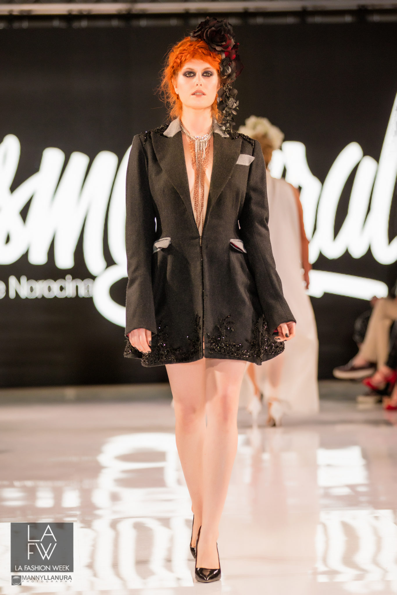 Cosmogyral runway LAFW LA Fashion Week 2016