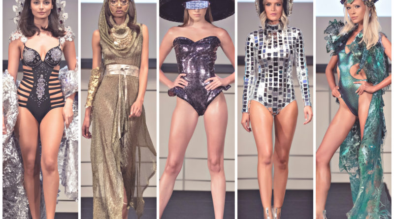 Cosmo And Nathalia LA Swim Week 2017