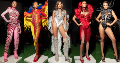 Rocky Gathercole LAFW SS19 LA Fashion Week