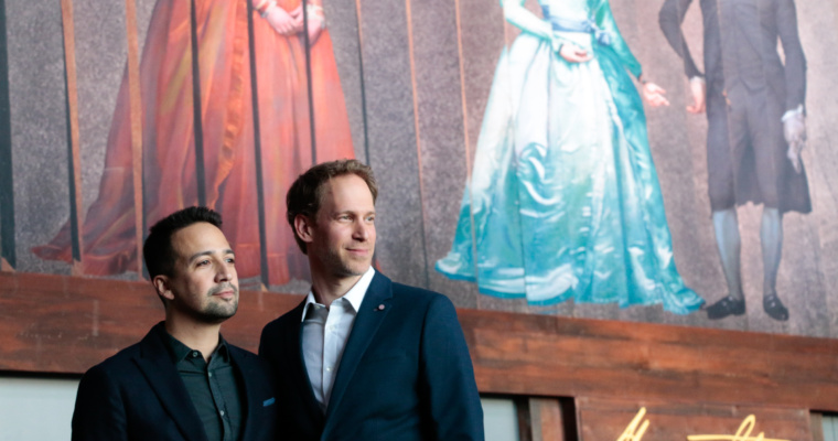 Hamilton Exhibition Opens in Chicago | From #HamTent to #HamEx