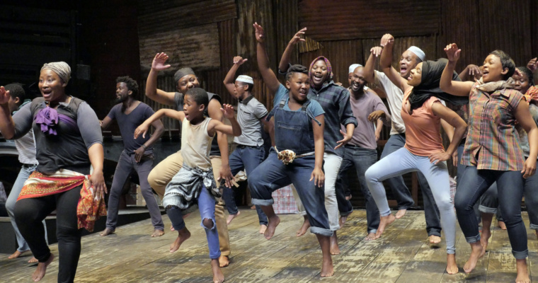 A Man of Good Hope   Isango Ensemble, Chicago Shakespeare Theater, October 5th, 2019