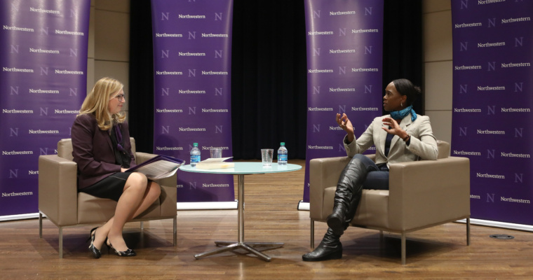 One Book, One Northwestern   Hidden Figures with Author Margot Lee Shetterly, October 17th, 2019