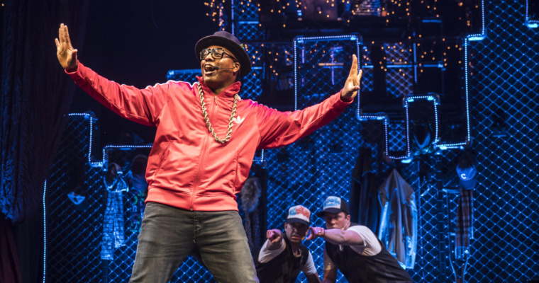 Q Brothers Christmas Carol | Chicago Shakespeare Theater, December 3rd, 2019