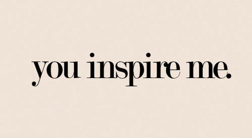 You Inspire Me - The Wishwall