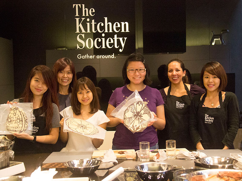 The Kitchen Society 1