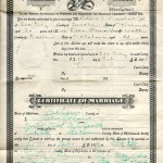 HOWLE_Lillian_Florence_marriage_cert_28Feb1924