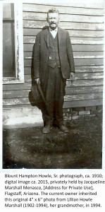 HOWLE, B H_c1911_cited