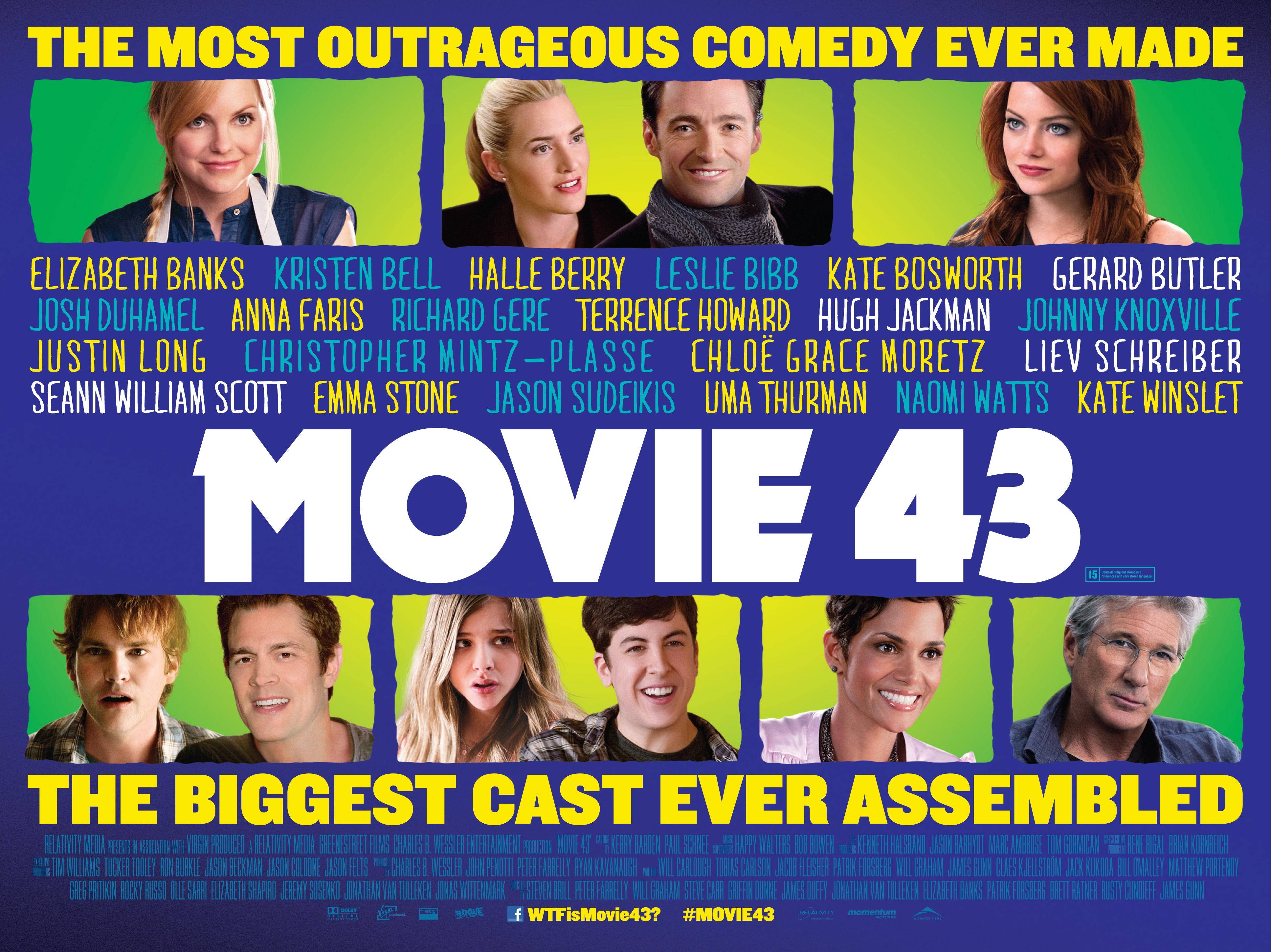 Movie 43 / Çatlak Film