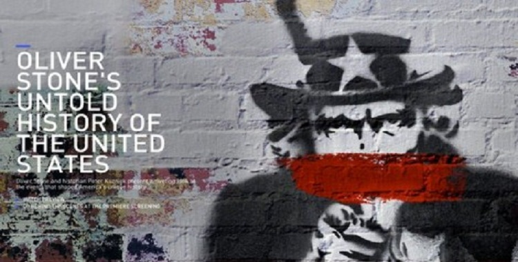 Oliver Stone'dan ABD'nin Gizli Tarihi Pazar 22.00'de NTV'de