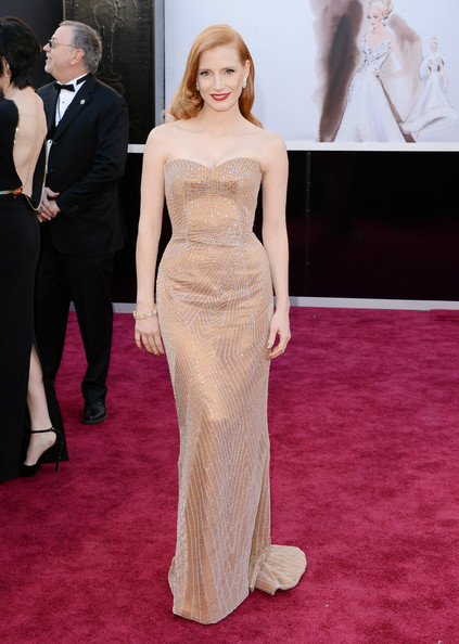 Jessica Chastain - Kaynak: Jason Merritt / Getty Images Kuzey Amerika