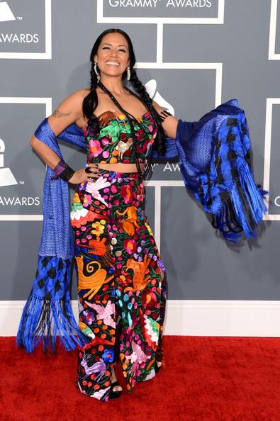 Lila Downs Grammy Ödülleri 2013