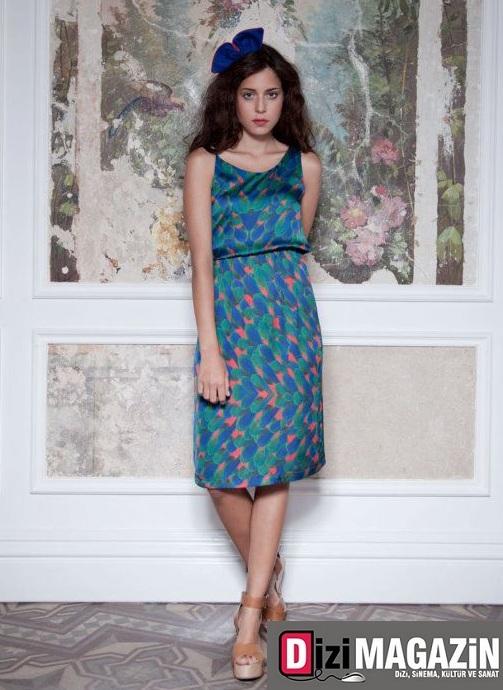 Aslı Filinta Tasarımı Cemre Elbisesi