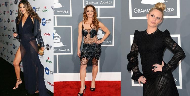 Grammy Ödül Gecesinde Neler Giyildi?