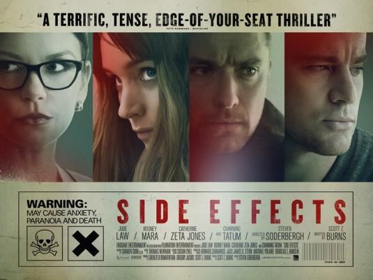 Side Effects / Acı Reçete 26 Nisan Cuma günü gösterime giriyor