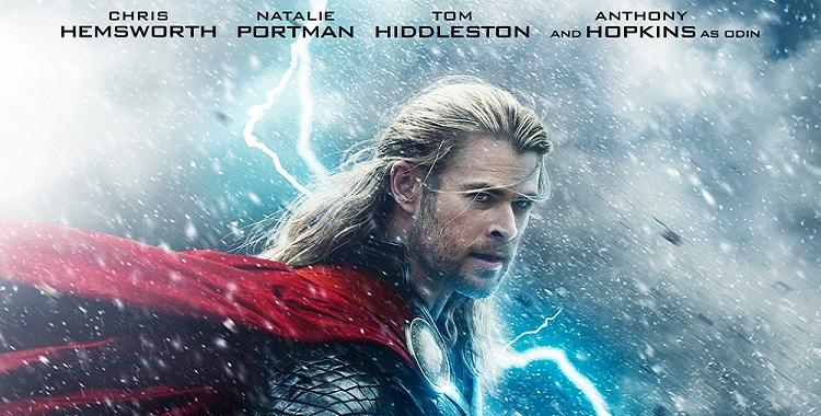 Thor: The Dark World İlk Posterini Yayınladı!
