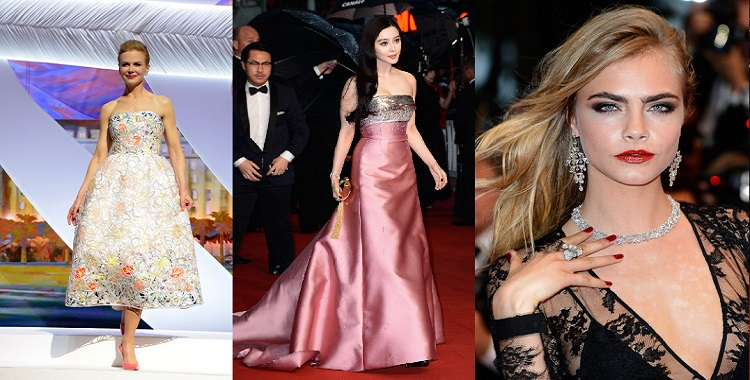Cannes Film Festivali'nin En Güzel Kadını Kim?