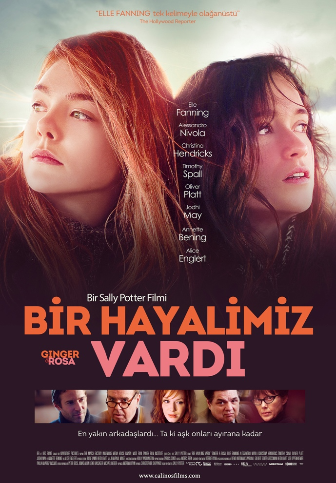 Ginger-&-Rosa-Bir-Hayalimiz-Vardi-Film-Movie-Afis-Poster