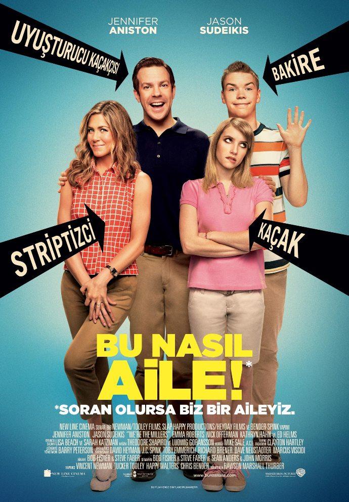 We-re-the-Millers-Bu-Nasil-Aile-film-movie-afis-poster
