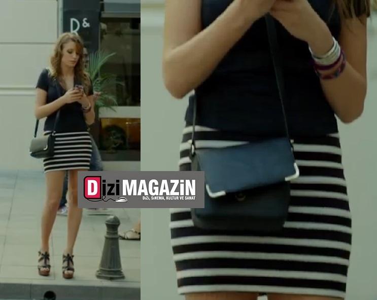 Medcezir 3. Bölüm Mira'nın Eteği H&M