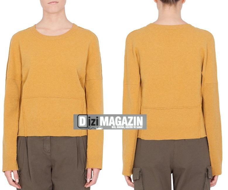Medcezir Kıyafetleri 7. Bölüm - Mira ( Serenay Sarıkaya ) Kazağı Max&Co