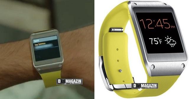 Medcezir Mert'in Saati - Samsung Galaxy Gear