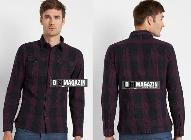 Medcezir Yaman Gömleği - 17. Bölüm Kıyafetleri