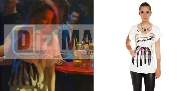 Mira Tişörtü Lady Faith marka