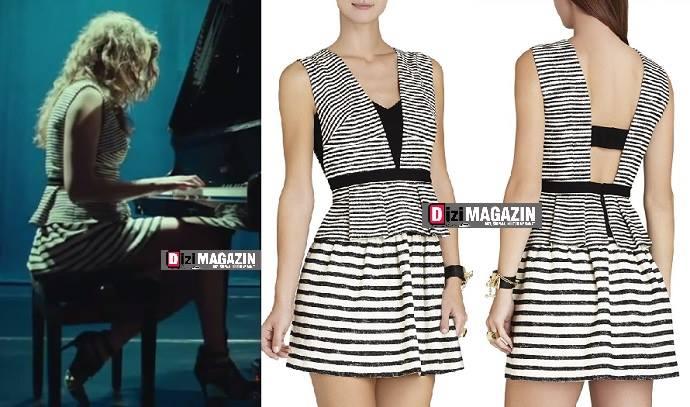 Medcezir Mira - Piyano Çalarken Giydiği Elbise -  Bcbg Max Azria