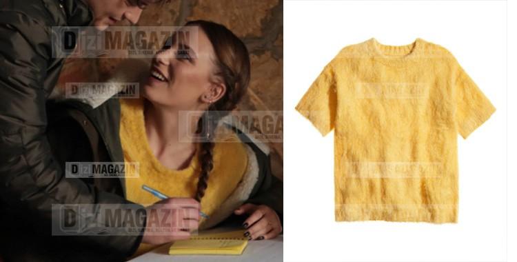 Mira Sarı KazakH&M Marka