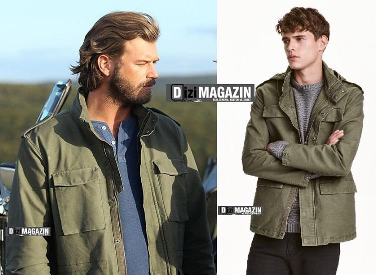 Cesur Ve Güzel 1. Bölüm Kıyafetleri - Cesur Ceket