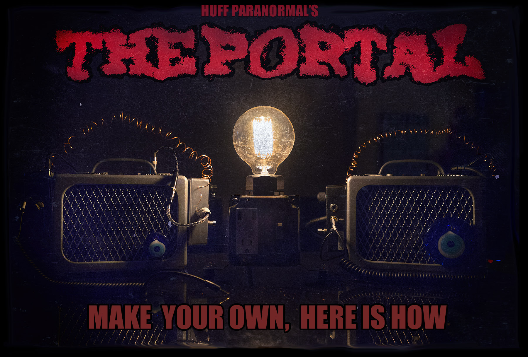 THE PORTAL: MAXIMUM SPIRIT RESPONSE  HOW TO MAKE YOUR OWN