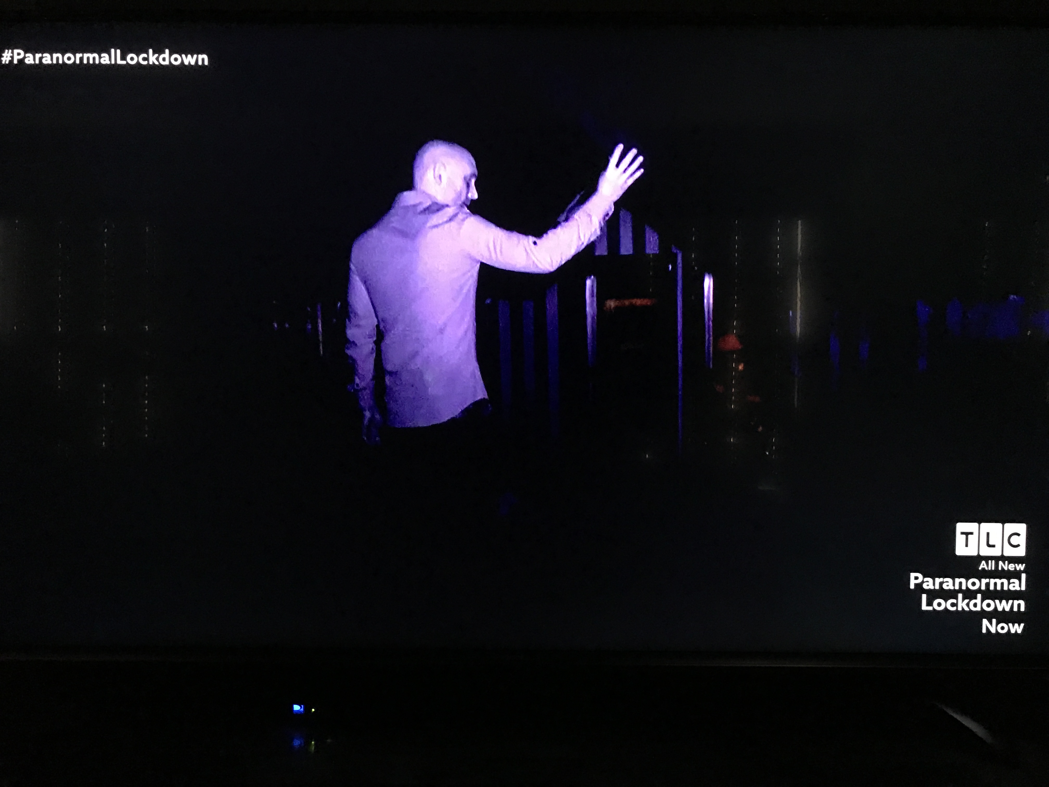 My Experience on Paranormal Lockdown with my Wonder Box - The