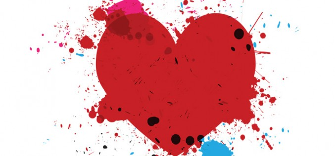 Painting the town red with heart disease prevention