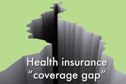 Health insurance update: Who falls in the coverage gap and how can they get insured?