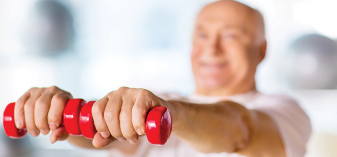 Exercise Helps Keep Hearts Young & Happy